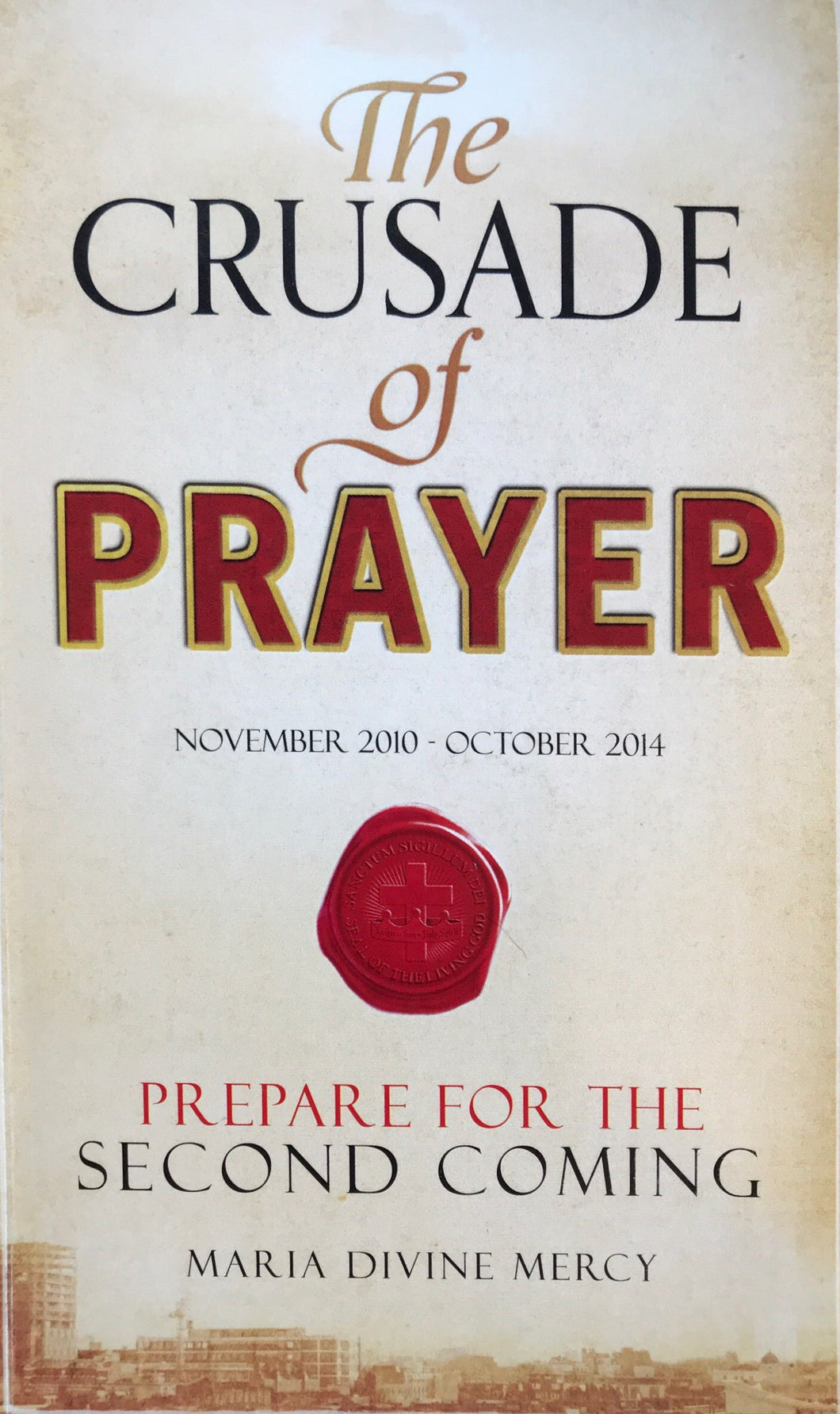 The Crusade of Prayer Booklet (English)