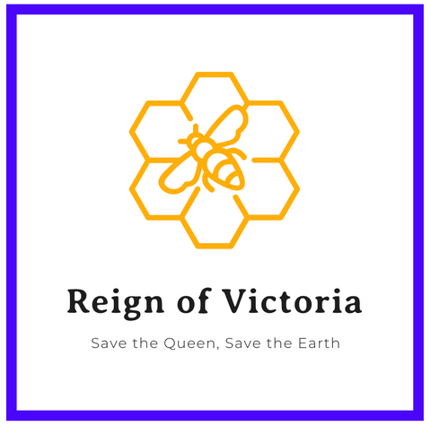 reign of victoria logo