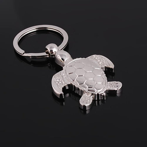 Endangered Sea Turtle Keychain