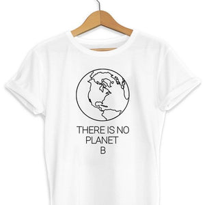 """There Is No Planet B"" Planet Earth Campaign Tee"