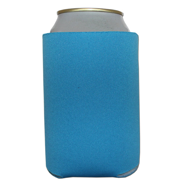 Single Premium Blank Beverage Insulator Can Cooler for Soda and Beer