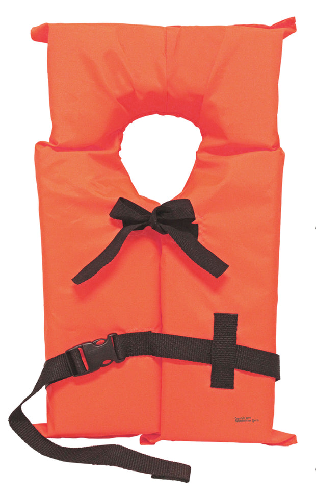 Youth Compliance PFD Type II Life Jacket Vest