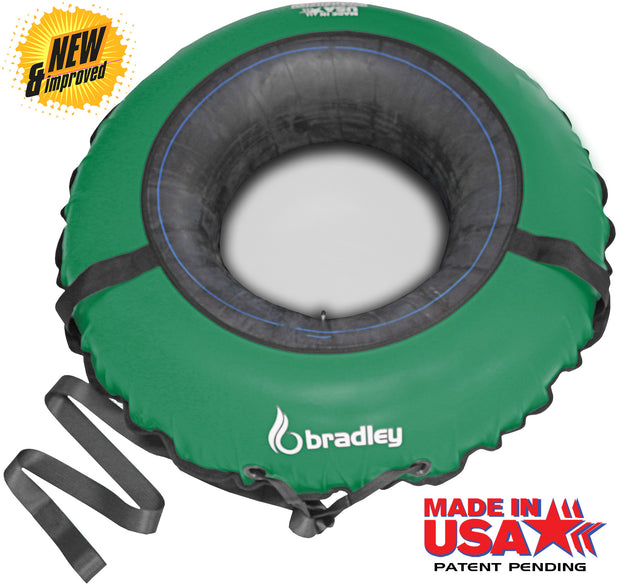 "Commercial Snow Tube For Adults and Kids | 50"" Heavy Duty Cover 