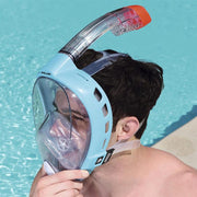 SeaClear Vista Full Face Snorkel Underwater Mask Snorkeling Dive  | Choose Color