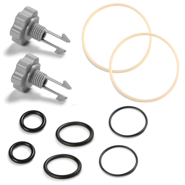 Intex 25003 1500 gal and Below Filter Pump Replacement Seals Pack Parts