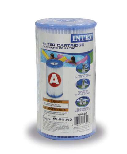 Intex Type A Filter Cartridge for Above Ground Swimming Pool Pumps