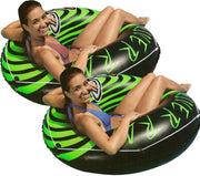 2-pack Intex River Rat Float Inflatable River Tube