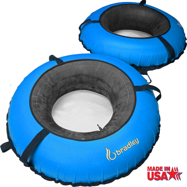 2 Pack Bradley River Tube with Linking Heavy Duty Cover