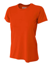 Bradley Women's Casual Fit Short Sleeve Rash Guard Swim Shirt with UV Protection