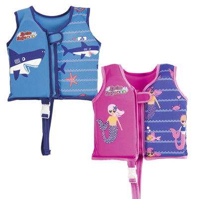 Swim Safe Boys & Girls Fabric Swim Jacket