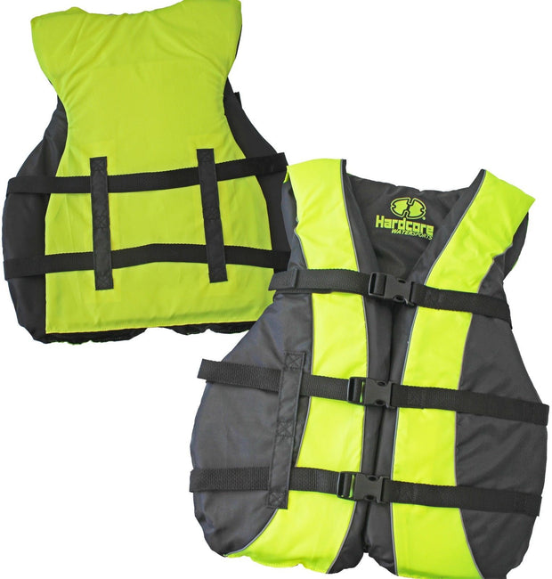3 Pack Coast Guard Approved Life Jackets for Adults and Youth over 90 Lbs