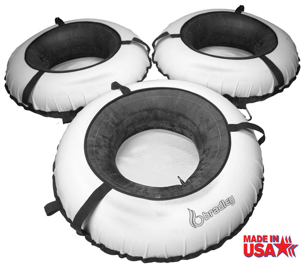 "Bradley 50"" River Tube 3 Pack with Linking Heavy Duty Cover"