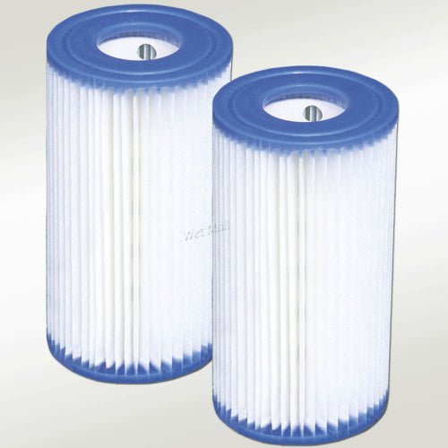 4 Pack Intex Type A Filter Cartridge for Above Ground Swimming Pool Pumps