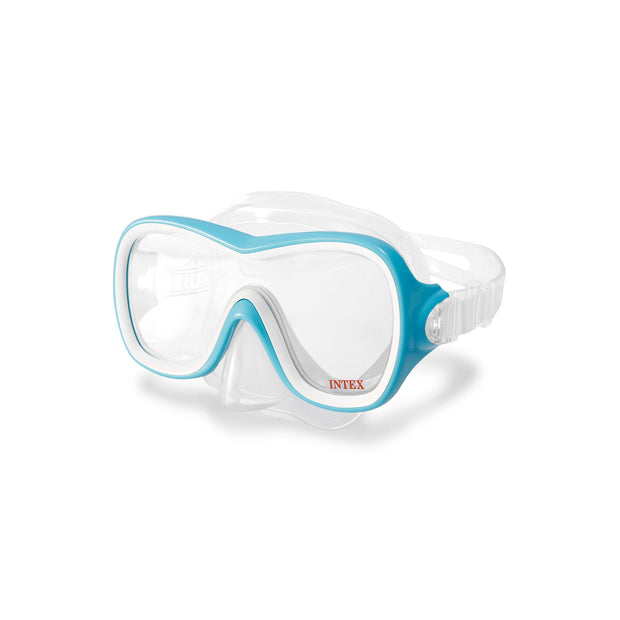 Intex Wave Rider Face Mask Swimming Dive Swim Mask 55978 Choose Color