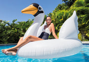 Intex Mega Swan Island Inflatable Swimming Pool Lounge Relaxation Oasis - Pack of 2