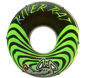 6-pack Intex River Rat Float Inflatable Inner Tube Lounge Swimming Pool Raft New