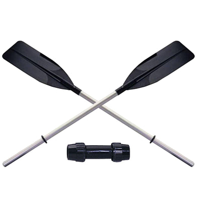 "Hardcore 48"" Boat Oars (Set of 2) with Connector"