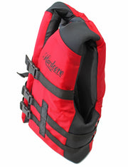 Fully Enclosed Neoprene and Polyester Life Jacket Vest
