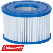 4 Pack Bestway Coleman Type VI Spa Filter Cartridge for Lay-Z-Spa 90352