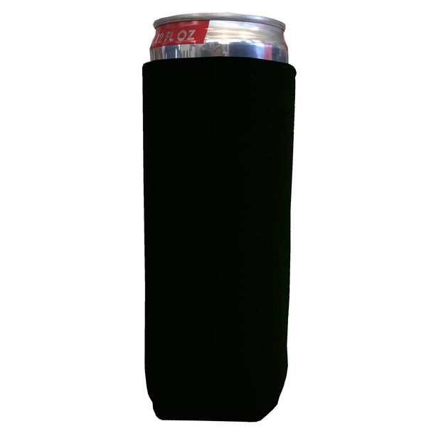 Neoprene 12 Ounce Slim Can Cooler