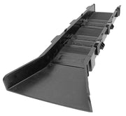"Sluice Fox 31"" Portable Modular Sluice Box with Flare Black Dredge Gold Panning"