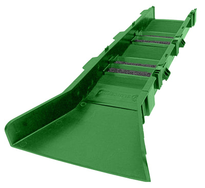 "Sluice Fox 31"" Portable Modular Sluice Box with Flare Green Dredge Gold Panning"