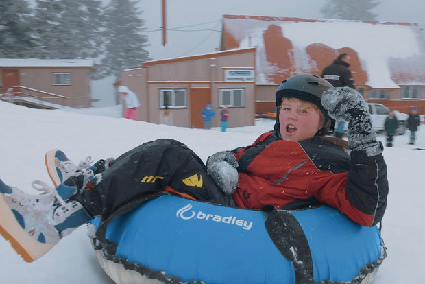 "2 Pack Bradley Heavy Duty Snow Tube with 50"" Cover 