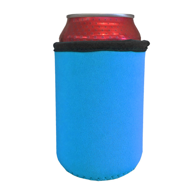 Thick Neoprene Can Cooler Beverage Insulator