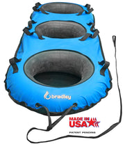 "Bradley Heavy Duty Snow Tube with 50"" Cover 
