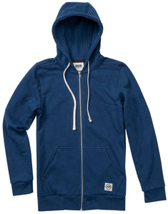 All American Zip Up Hoodie- Standard Weight