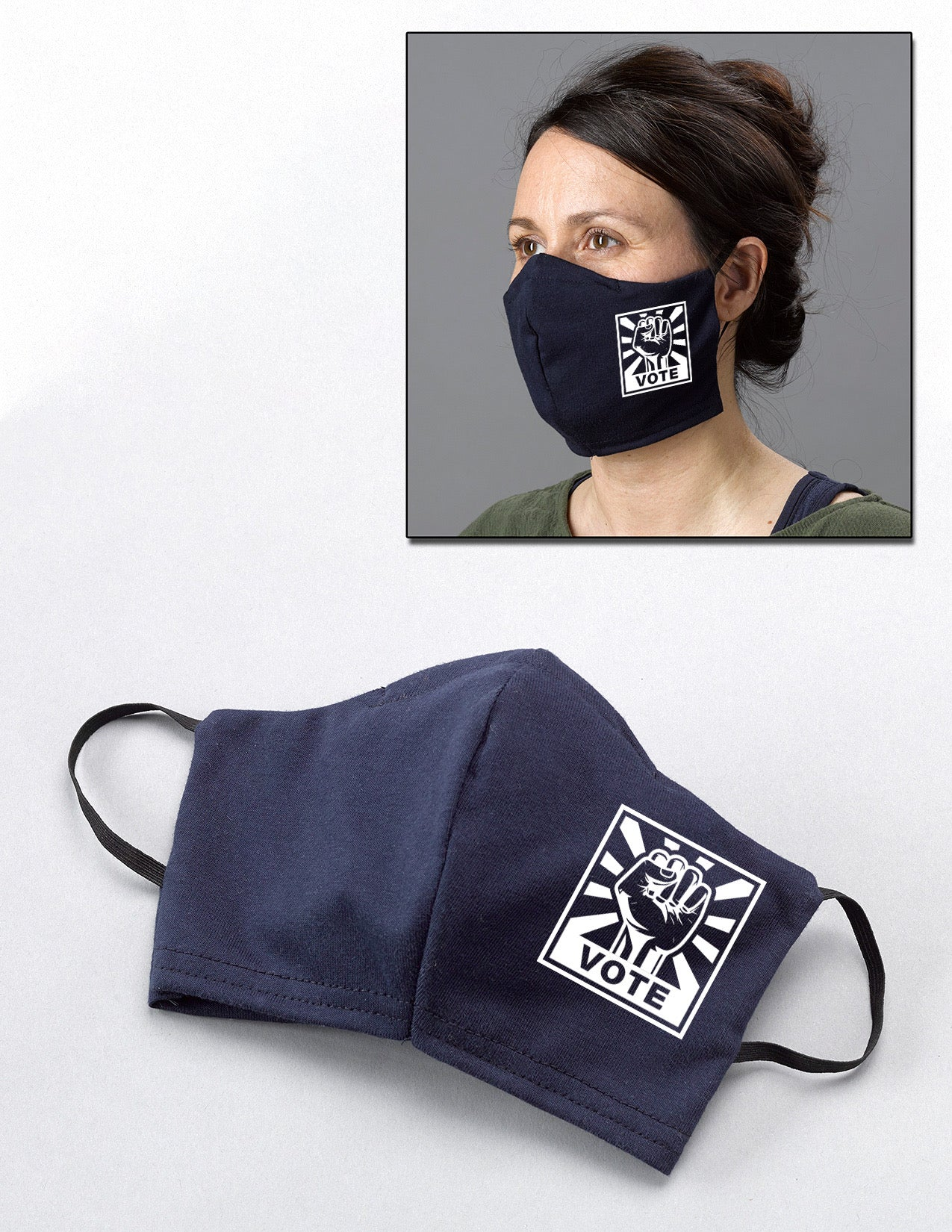 "Limited Edition ""VOTE"" Face Mask - 2 pack"