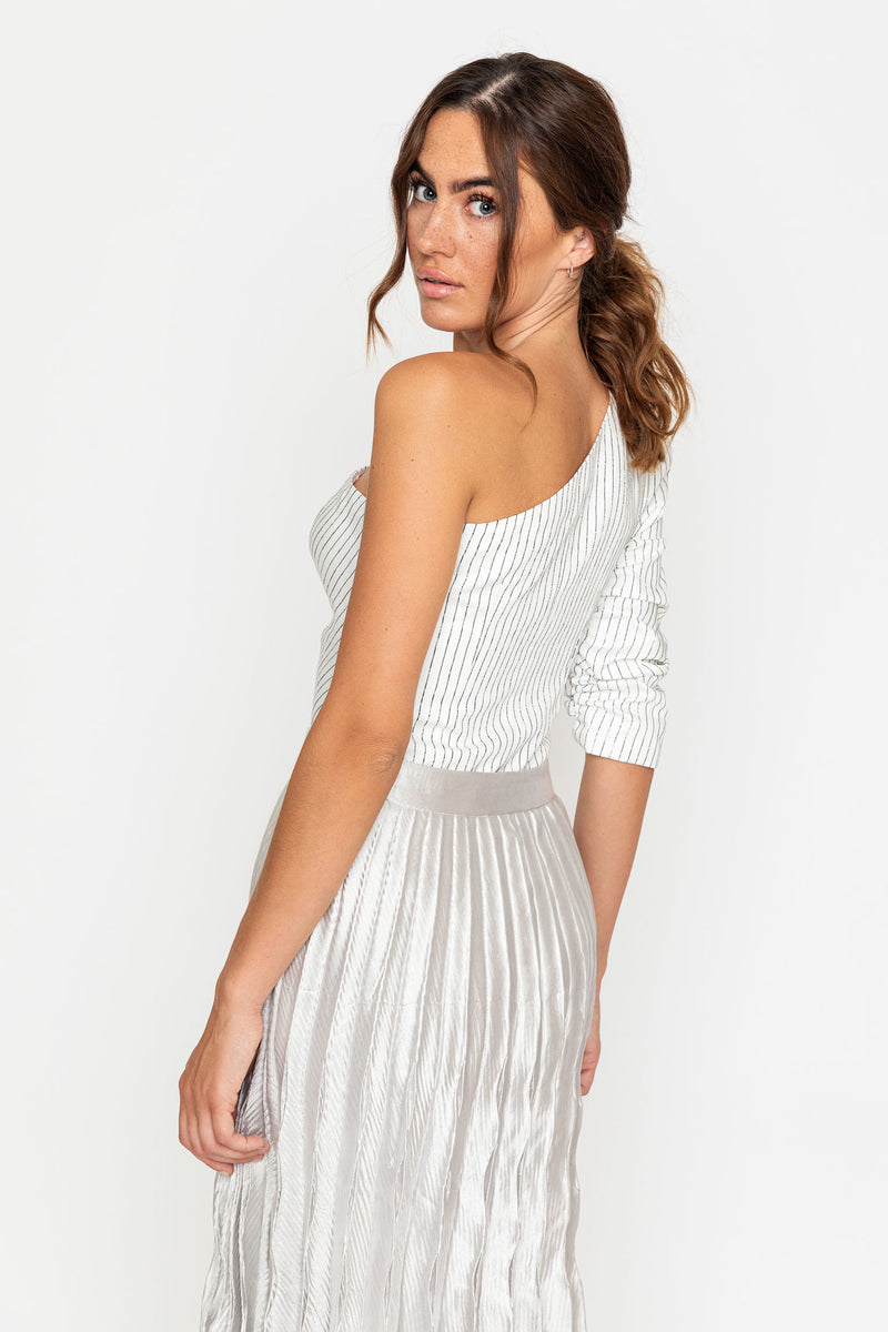 NEU / One Shoulder Oberteil