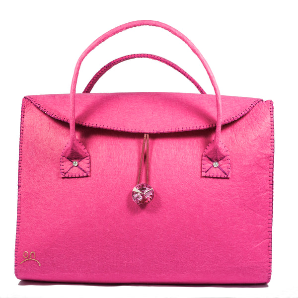 Felt Ultralight Unik - Rose Pink (Free shipping in Canada & to USA, HST Included) - ON Bags and Patiks