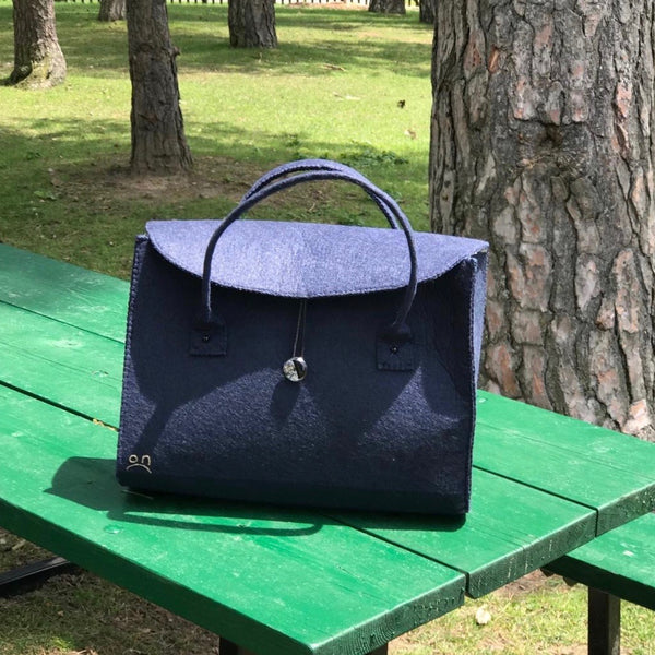 Felt Ultralight Unik - Oxford Blue (Free shipping in Canada & to USA, HST Included) - ON Bags and Patiks