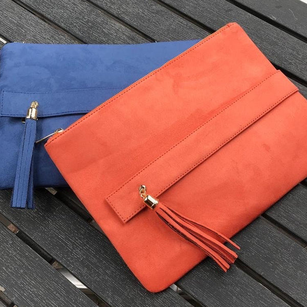 Elega 2020 - Coral Orange (Free shipping in Canada & to USA, HST Included) - ON Bags and Patiks