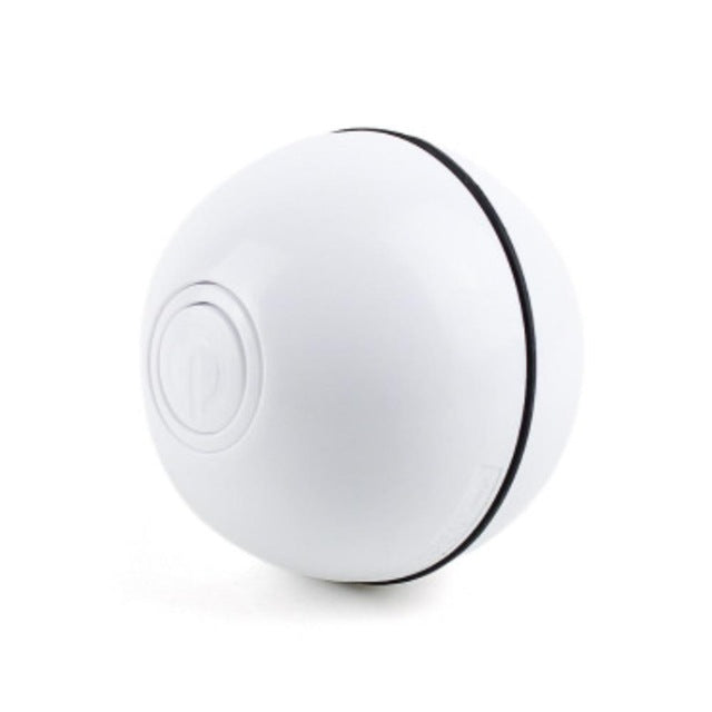 Interactive Robotic Cat Ball!! White / China | CatToyz.com | Shop Cat Toys, Clothes, and Grooming Supplies