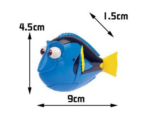 Battery-Powered Fish Cat Toy Dory | CatToyz.com | Shop Cat Toys, Clothes, and Grooming Supplies