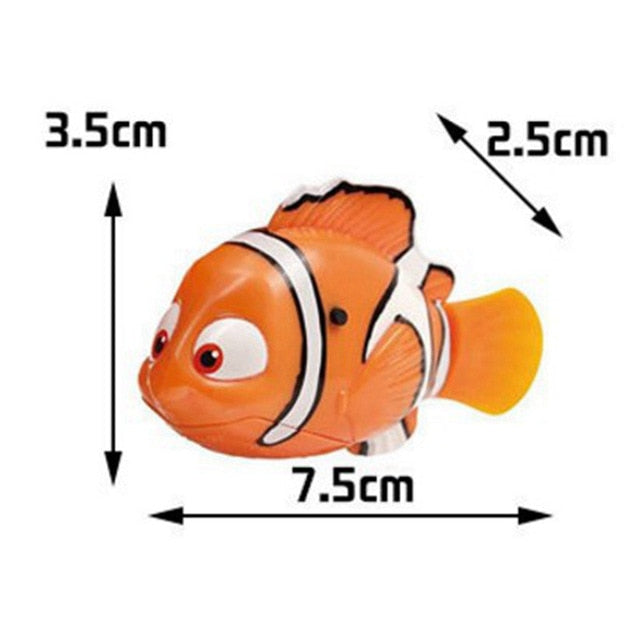 Battery-Powered Fish Cat Toy Nemo | CatToyz.com | Shop Cat Toys, Clothes, and Grooming Supplies