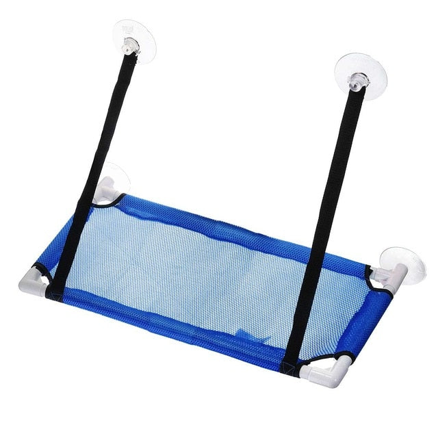 Window Cat Hammock Blue / L / China | CatToyz.com | Shop Cat Toys, Clothes, and Grooming Supplies