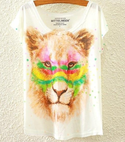 King of The Jungle T-Shirt Lioness / One Size | CatToyz.com | Shop Cat Toys, Clothes, and Grooming Supplies