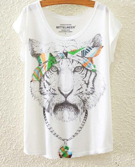 King of The Jungle T-Shirt Zebra / One Size | CatToyz.com | Shop Cat Toys, Clothes, and Grooming Supplies