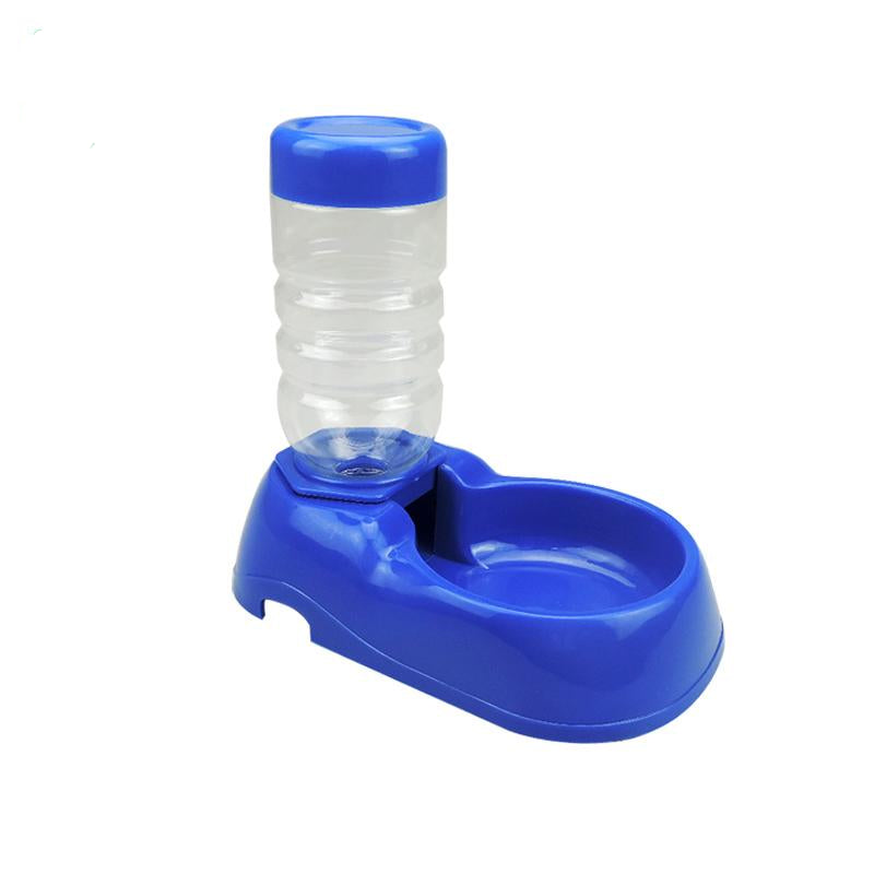 Automatic Water Dispenser Blue / 400ml | CatToyz.com | Shop Cat Toys, Clothes, and Grooming Supplies