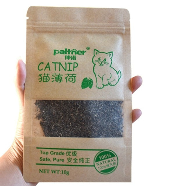 Natural Catnip Seeds Default Title | CatToyz.com | Shop Cat Toys, Clothes, and Grooming Supplies