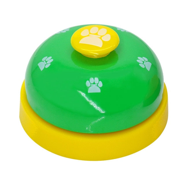 Cat Training & Feeding Bell Green | CatToyz.com | Shop Cat Toys, Clothes, and Grooming Supplies