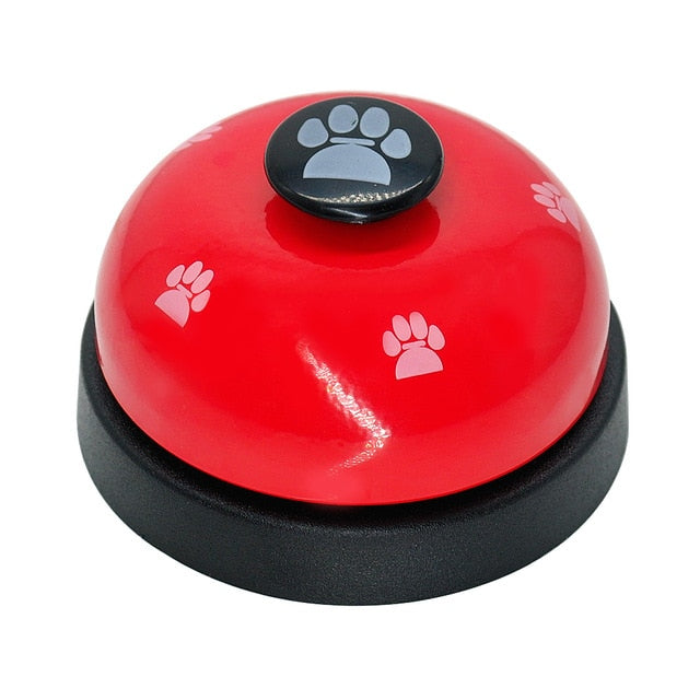 Cat Training & Feeding Bell Red | CatToyz.com | Shop Cat Toys, Clothes, and Grooming Supplies