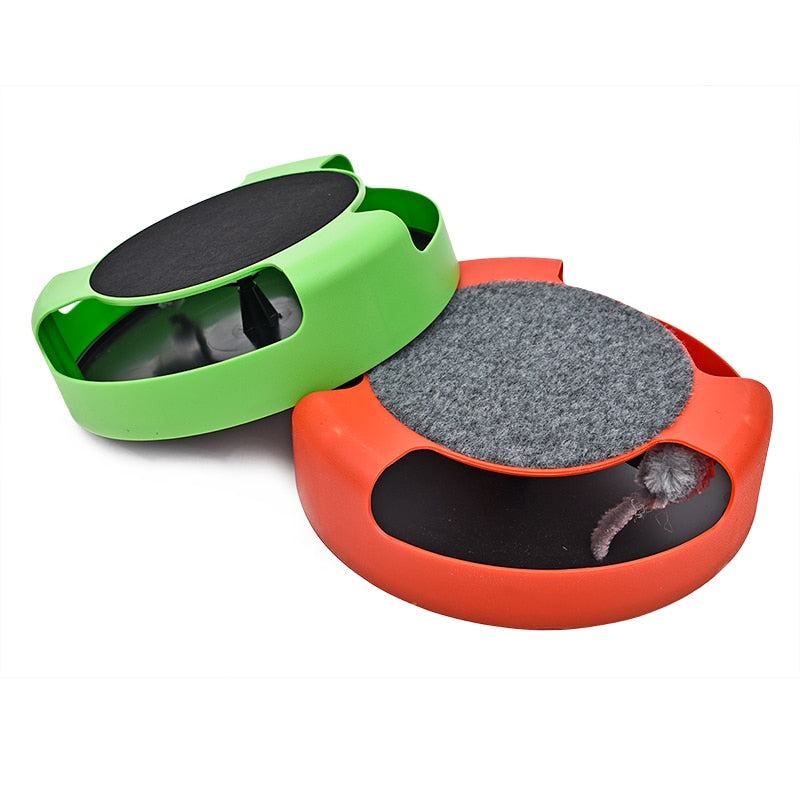 Interactive Mouse Chasing Toy!  | CatToyz.com | Shop Cat Toys, Clothes, and Grooming Supplies