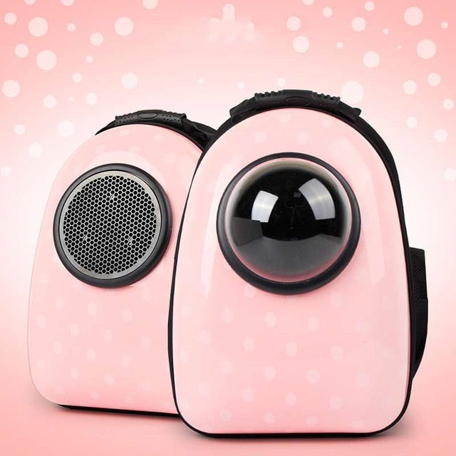 Fab Astronaut Bag For Cats D / L | CatToyz.com | Shop Cat Toys, Clothes, and Grooming Supplies