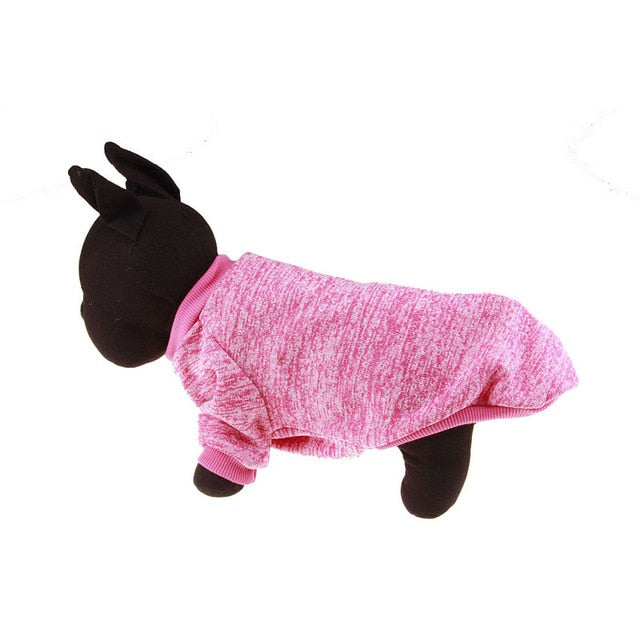 Warm Winter Pet Clothing Rose / L | CatToyz.com | Shop Cat Toys, Clothes, and Grooming Supplies