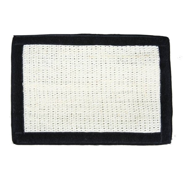 Cat Scratch Pad Made With Sisal Hemp 20x30cm | CatToyz.com | Shop Cat Toys, Clothes, and Grooming Supplies