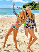 Load image into Gallery viewer, BYM BEACH TWO PIECE RASHGUARD - MO'O -